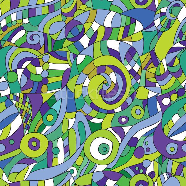 Seamless Pattern   Stock photo © Natali_Brill