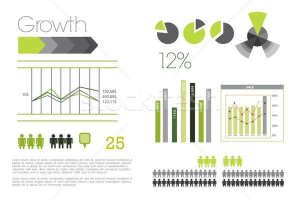 Infographic elements  Stock photo © Natashasha