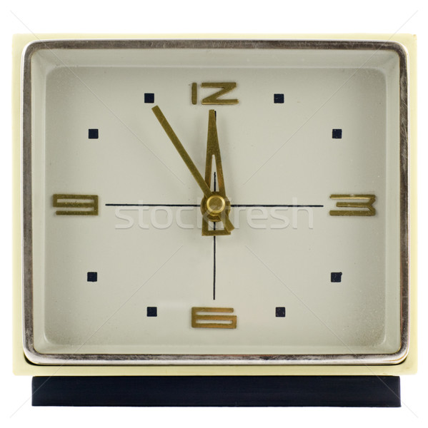Alarm clock Stock photo © naumoid