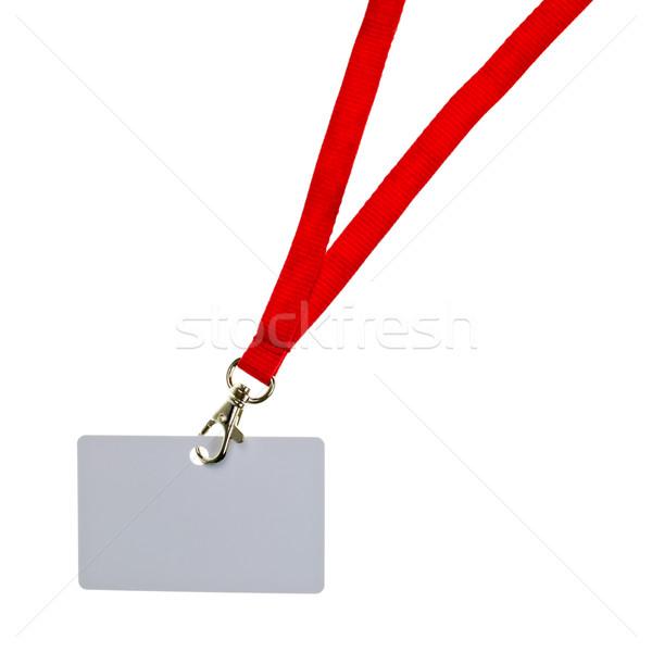 Blank badge Stock photo © naumoid