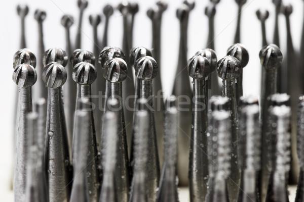 Stock photo: Dental burs