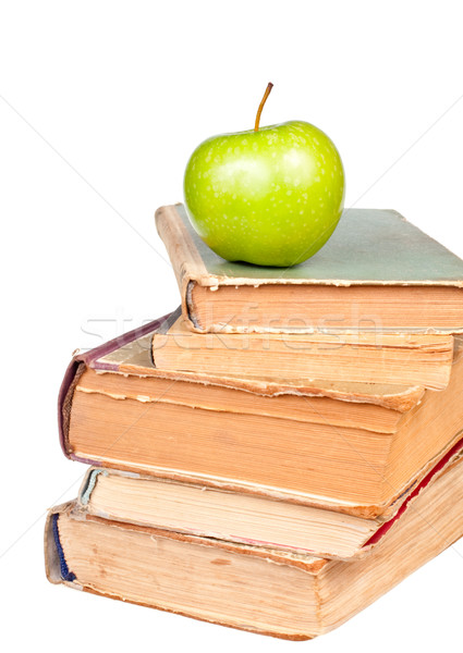 Old books Stock photo © naumoid