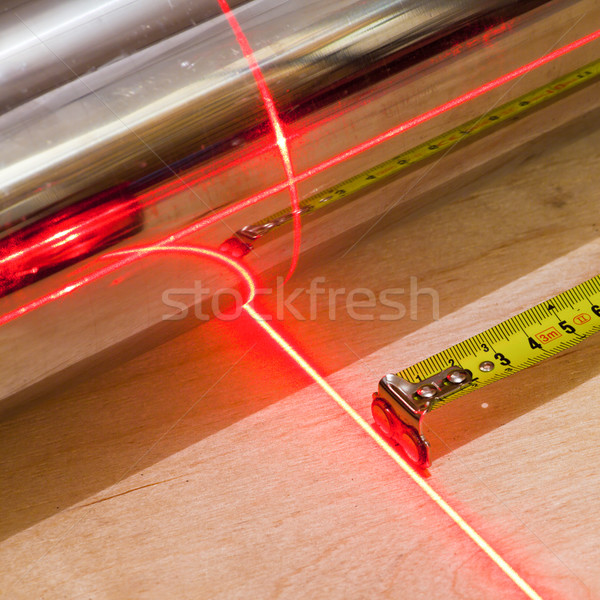Laser level Stock photo © naumoid