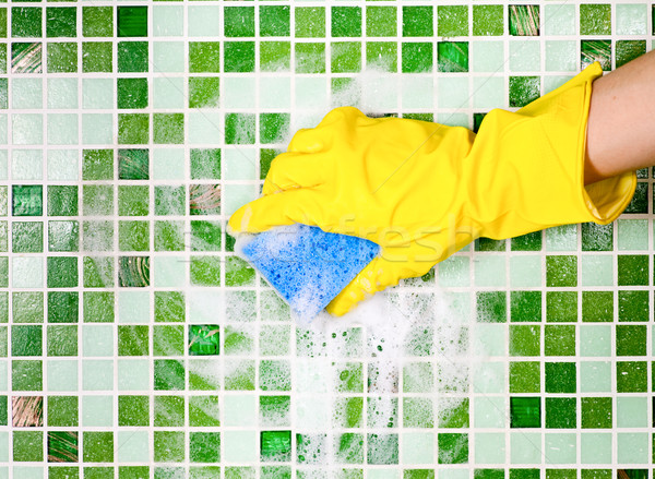 Stock photo: Housework