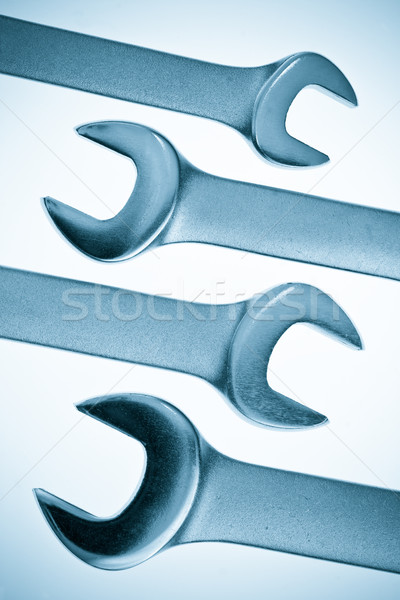 Lug wrenches Stock photo © naumoid