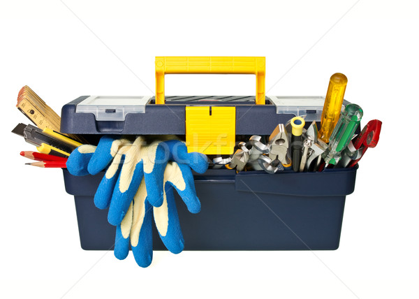 Toolbox Stock photo © naumoid