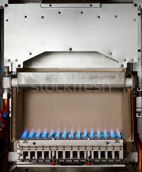 Gas boiler Stock photo © naumoid