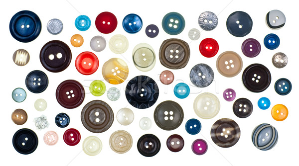 Sewing buttons Stock photo © naumoid
