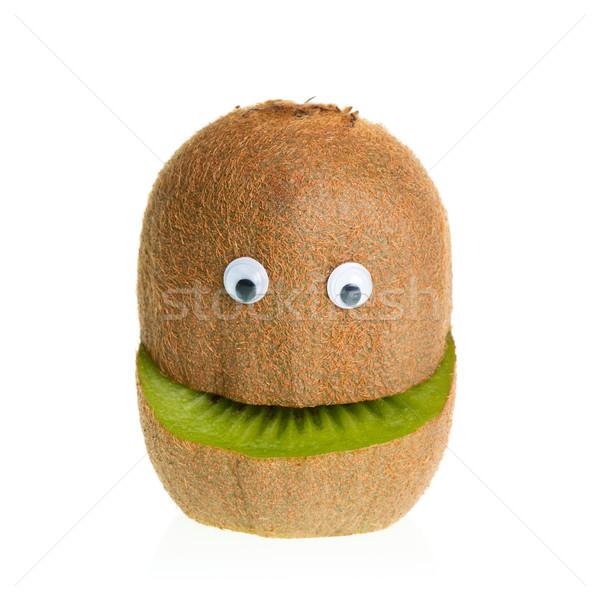 Kiwifruit Character Stock photo © naumoid