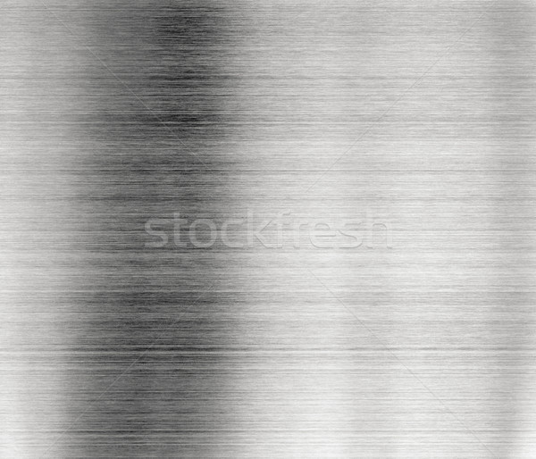 Brushed metal background Stock photo © naumoid