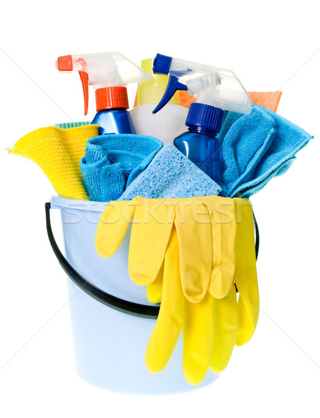 Cleaning concept Stock photo © naumoid