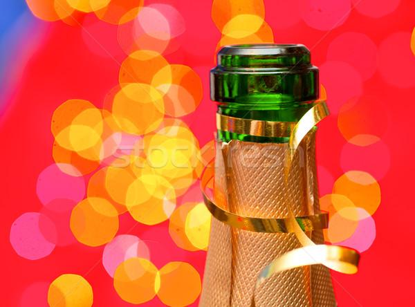 New Years's Champagne Stock photo © naumoid