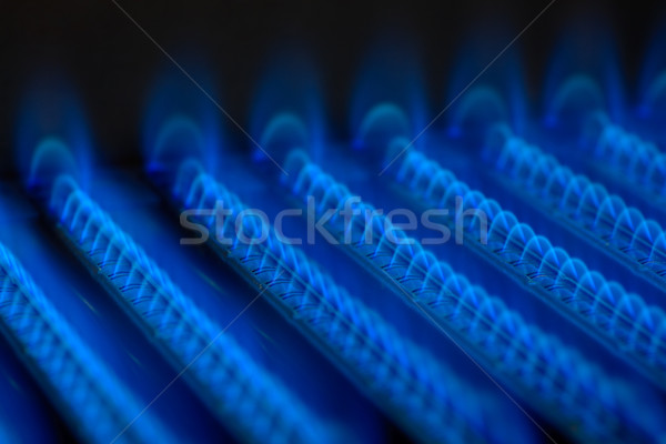 Gas flame Stock photo © naumoid