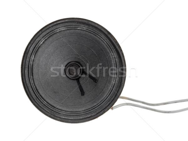 Speaker Stock photo © naumoid