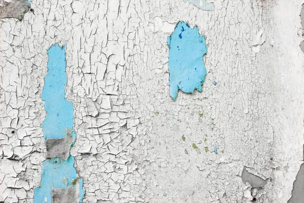 Peeling paint Stock photo © naumoid
