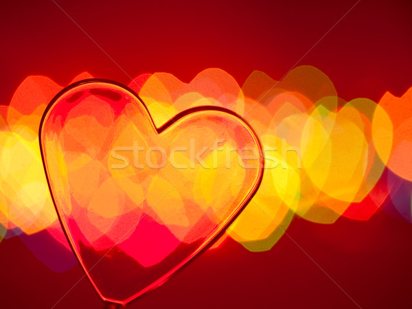Valentine background Stock photo © naumoid