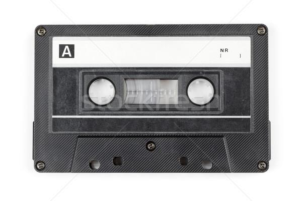 Audio tape Stock photo © naumoid