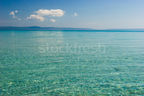 Aegean seascape Stock photo © naumoid