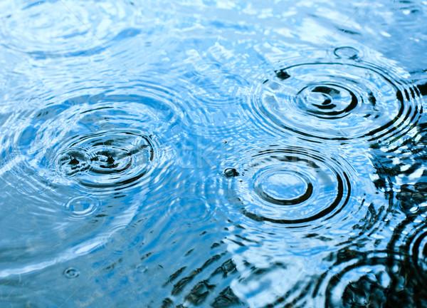 Rainy weather Stock photo © naumoid
