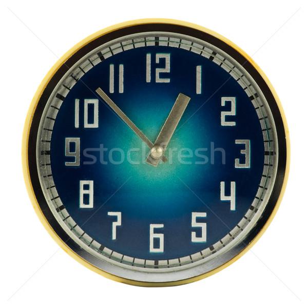 Vintage clock Stock photo © naumoid