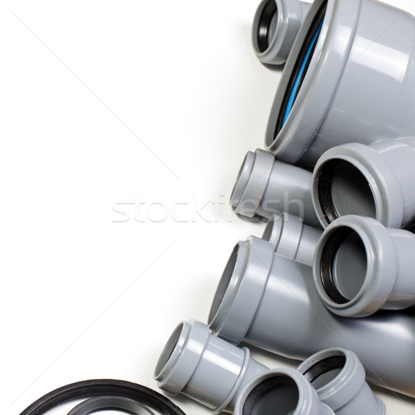 Sewer pipes  Stock photo © naumoid
