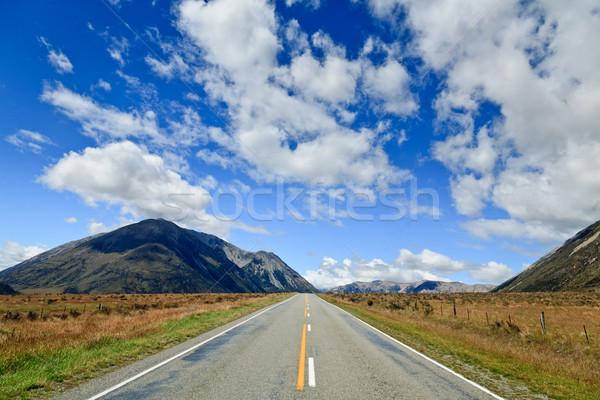 Scenic highway Stock photo © naumoid