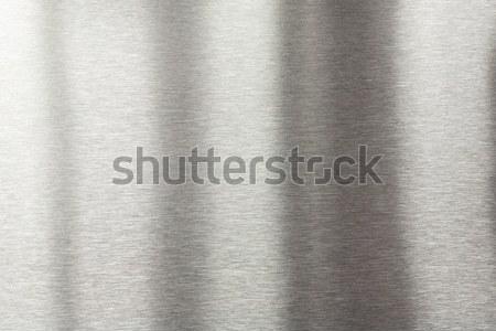 Brushed metal background Stock photo © naumoid
