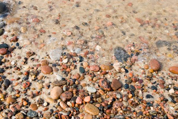 Seashore  background Stock photo © naumoid
