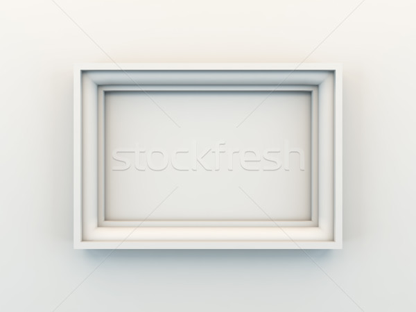 Empty frame. Stock photo © nav