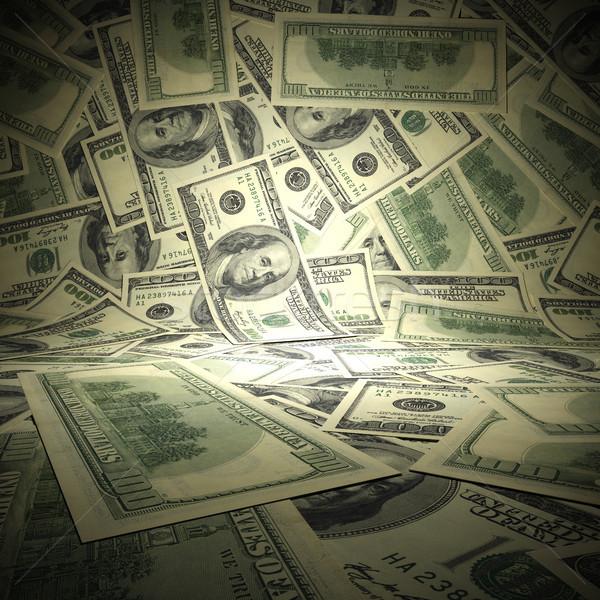 Stockfoto: Lege · scène · oppervlak · amerikaanse · dollar · dollar