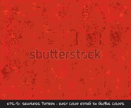 Kamuflaż czerwony pliku wzór projektu Zdjęcia stock © nazlisart