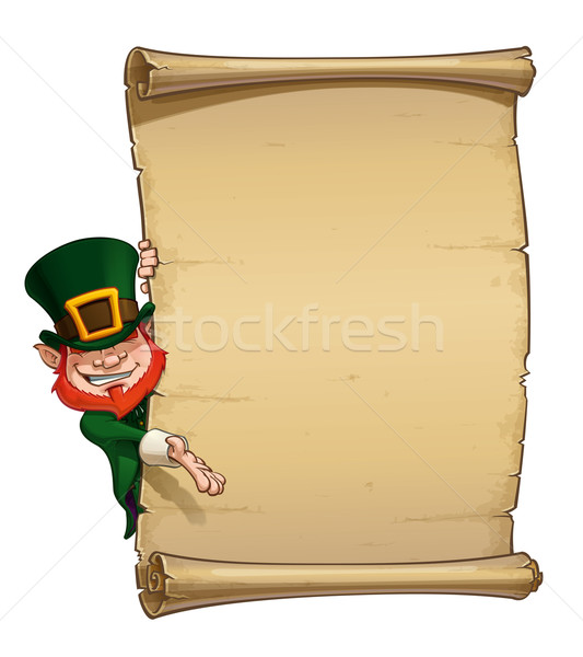 St Patrick Papyrus