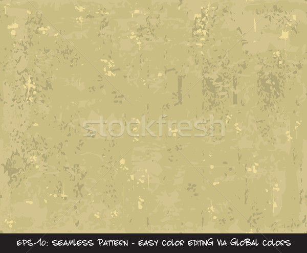Seamless Pattern - Camouflage - Desert Stock photo © nazlisart