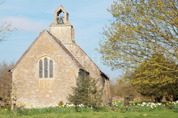 Kilise Stok fotoğraf © ndjohnston
