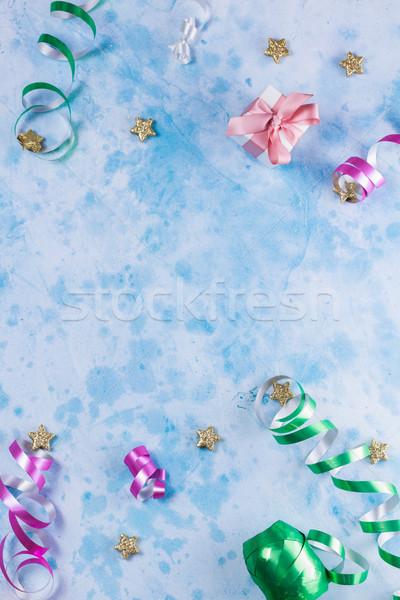 Carnival festive background Stock photo © neirfy