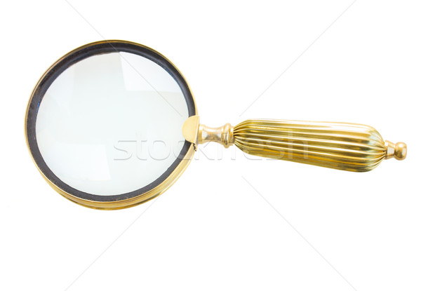 magnifying glass Stock photo © neirfy