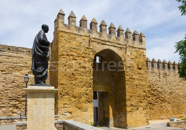 puerta de Almodovar,  Cordoba Stock photo © neirfy