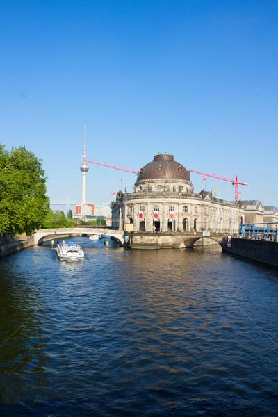 cityscape of Berlin, Germany Stock photo © neirfy