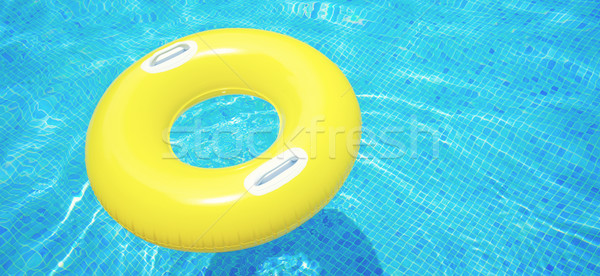 rubber ring Stock photo © neirfy