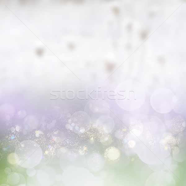 abstract garden background Stock photo © neirfy
