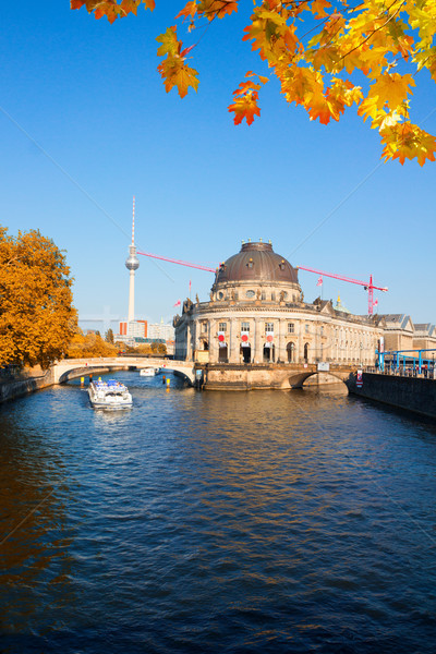 cityscape of Berlin, Germany Stock photo © neirfy