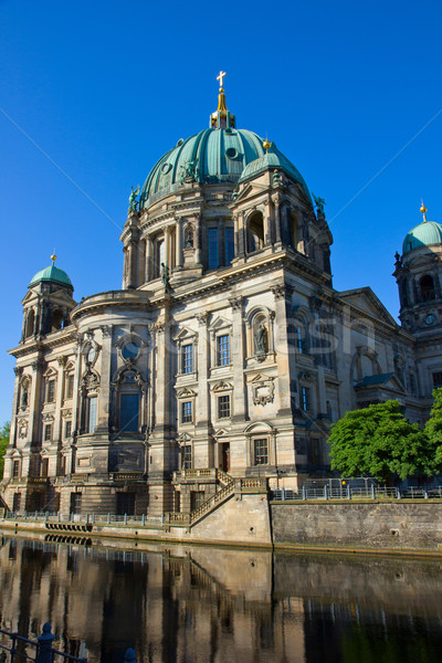 Berlin Cathedral, Berlin, Germany Stock photo © neirfy