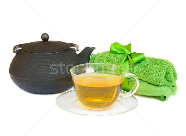 tea set Stock photo © neirfy