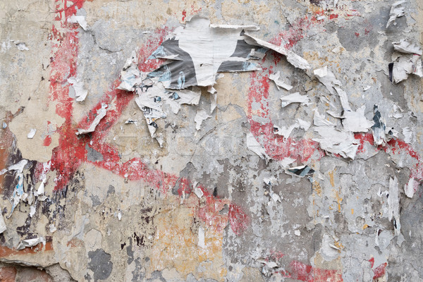 wall abstract background Stock photo © neirfy