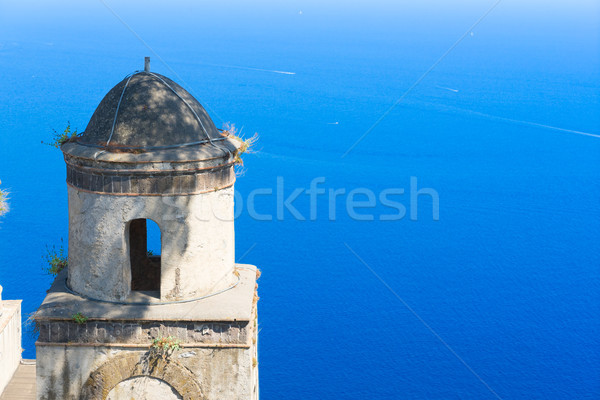 Ravello village, Amalfi coast of Italy Stock photo © neirfy