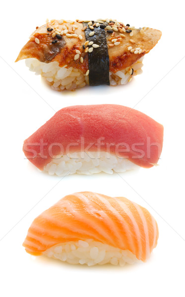 sushi set Stock photo © neirfy