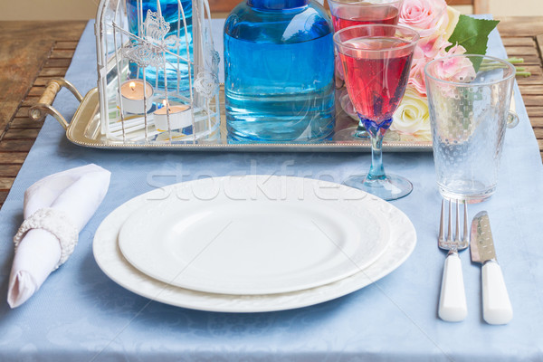 Tableware Stock photo © neirfy