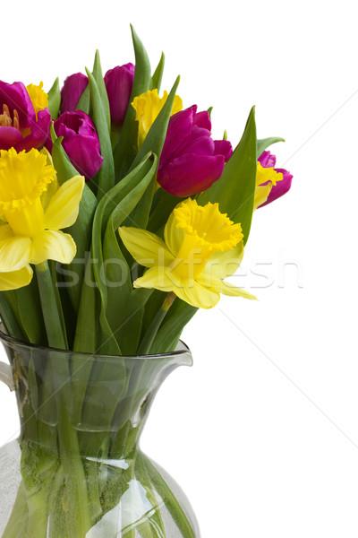 spring flowers Stock photo © neirfy