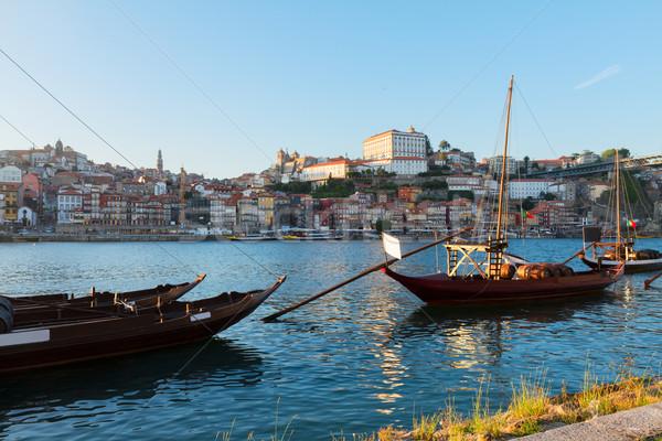 Day scene of Porto, Portugal Stock photo © neirfy