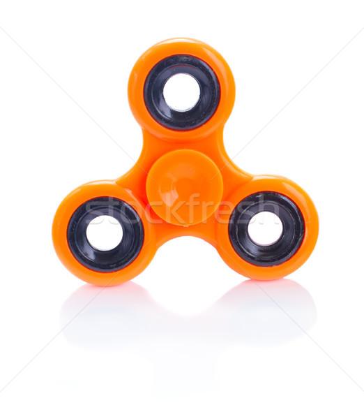 Populaire détente jouet générique design orange Photo stock © neirfy